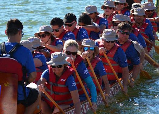 Intel Dragon Boat Team