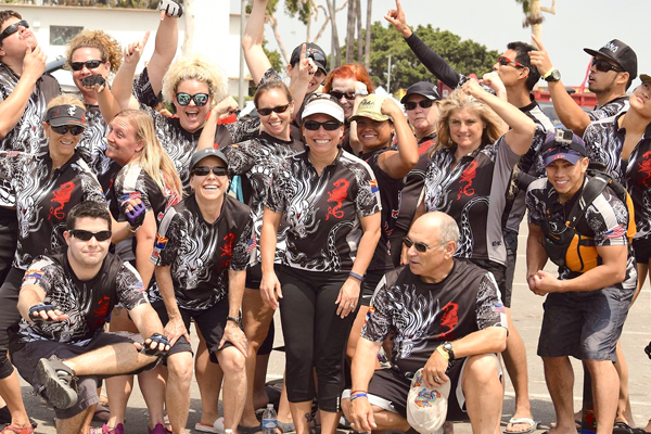 Phoenix Fire Dragons - Dragon Boat Team