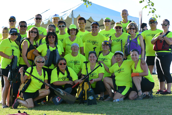Arizona Dragon Riders - Dragon Boat Team